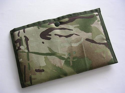 NATO Gun Pistol Pouch - WOODLAND OLIVE DRAB -