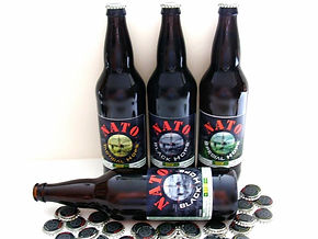 NATO Black Hops Beer