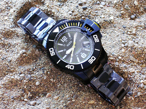 Stealth Series MIL-DIVER - NIGHT VISION