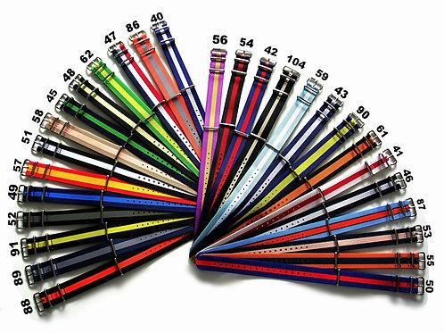 NATO G10® 3 Stripe Ballistic Nylon