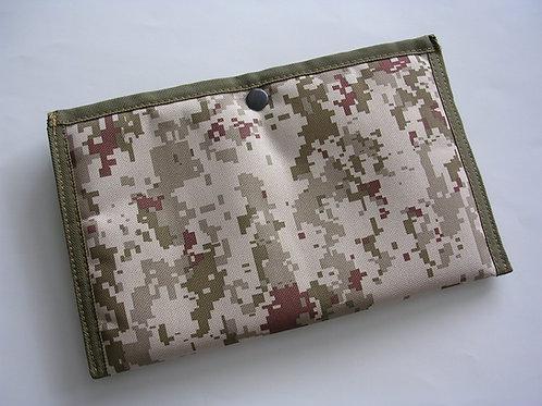 NATO Gun Pistol Pouch - DESERT DIGITAL -