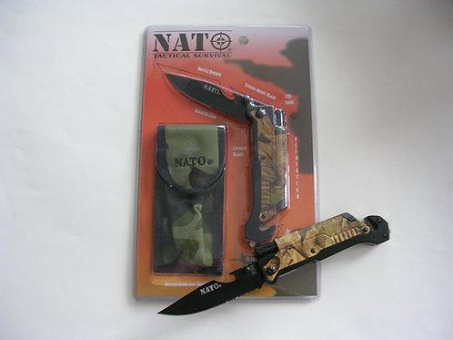 NATO® Hunter's Survival Knife