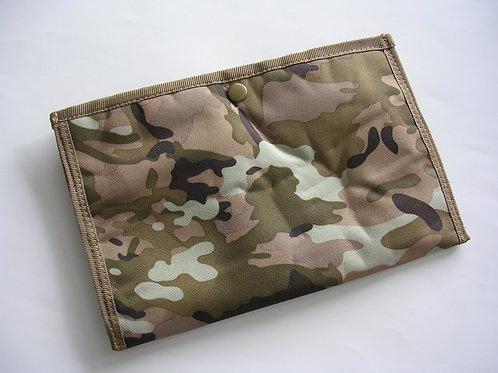 NATO Gun Pistol Pouch - WOODLAND KHAKI -