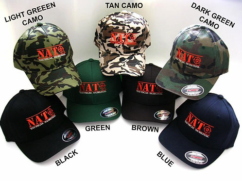 NATO® Tactical Survival Embroidered Hat