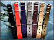 NATO G10 Ballistic Nylon Watchbands