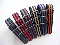 NATO G10® Ballistic Nylon Watchbands