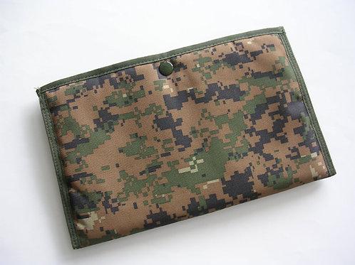 NATO Gun Pistol Pouch - WOODLAND DIGITAL -