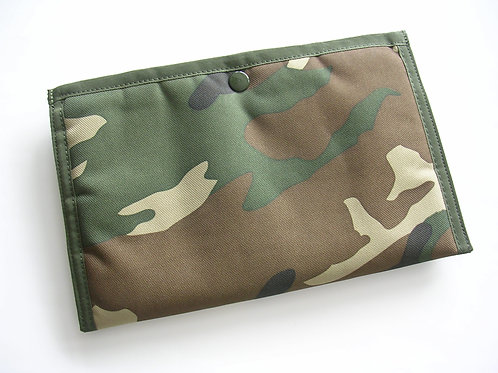 NATO Gun Pistol Pouch - JUNGLE CAMO -