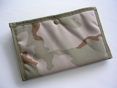 NATO Gun Pistol Pouch - DESERT CAMO -