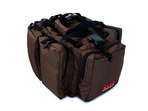 NATO Tactical® Gun Range Bag -Brown- 20""