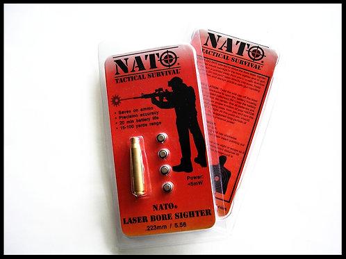 NATO Laser Bore Sighter .223mm / 5.56