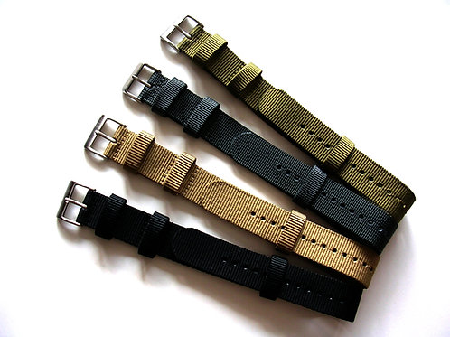NATO G10® Commando Ballistic Nylon Watchband