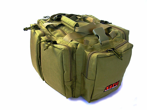 NATO Tactical® Gun Range Bag -Khaki Green- 20""