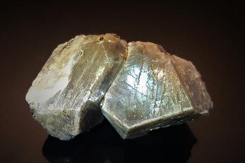62 mm Albite Moonstone from Seiland, Finnmark, Norway