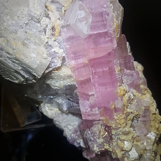 126 mm Tourmaline from Paprook, Nuristan, Afghanistan