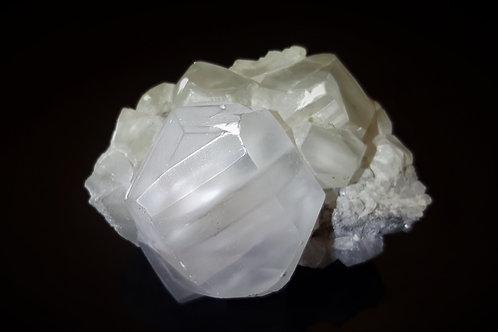 68 mm Calcite from Kjørholt Mines, Telemark, Norway