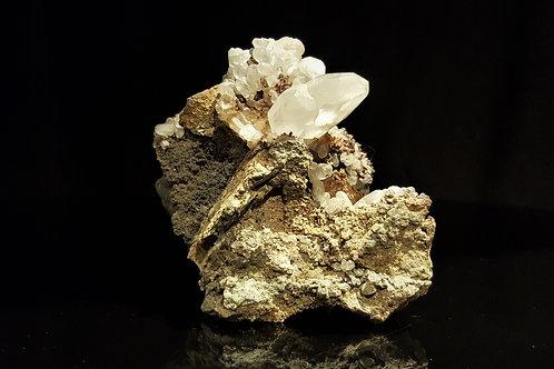 9 cm Calcite from Kjørtholt Mines, Telemark, Norway