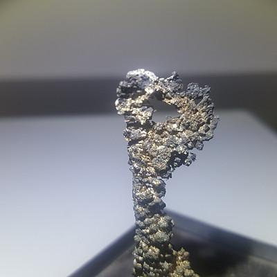 45 mm native silver, Kongsberg, Norway