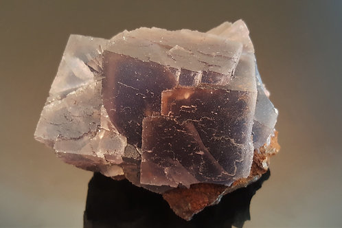 14,3 cm Fluorite from Fujian Province, China