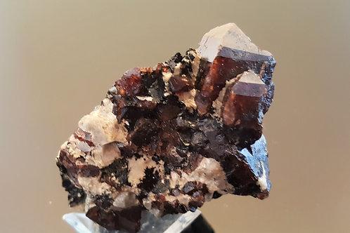 134 gram Zircon specimen from Seiland, Finnmark, Norway