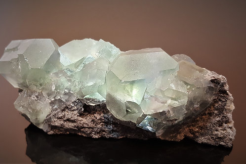 High quality fluorite from Fujian, China