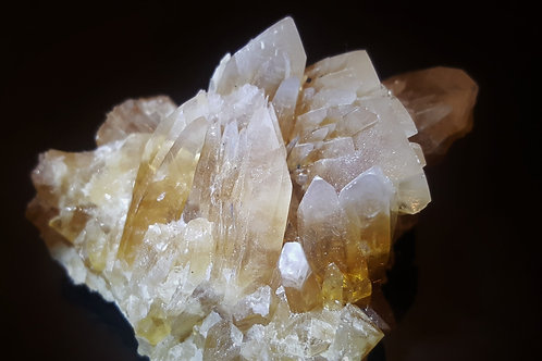 73 mm Calcite from Malmberget, Norrbotten, Sweden