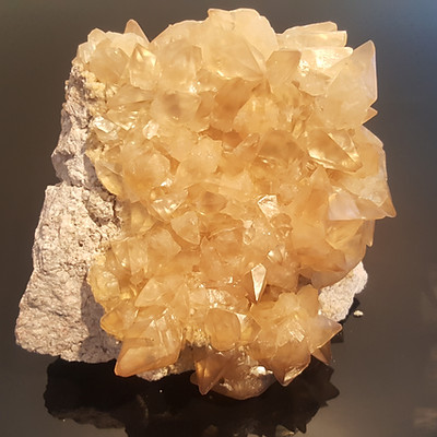 Calcite, Malmberget, Sweden