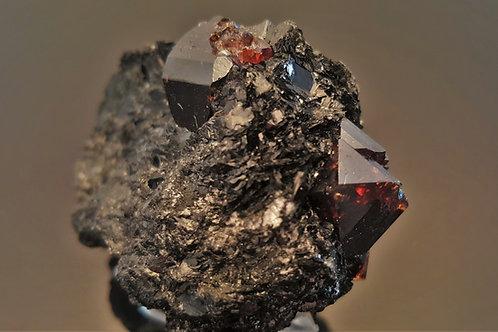 Beautiful 162 gram zircon from Seiland, Finnmark, Norway