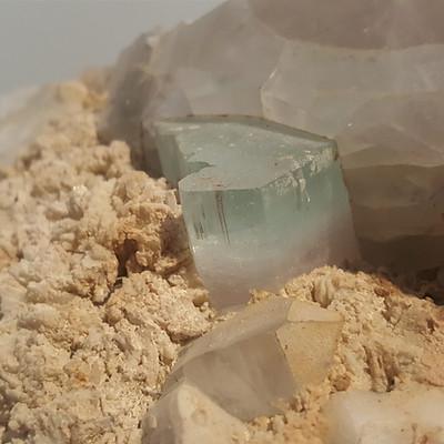 Aquamarine & Morganite