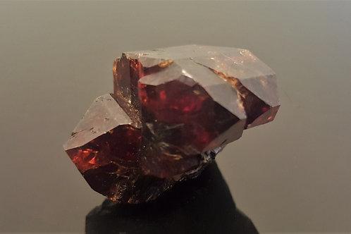 Beautiful gemmy 33 mm Zircon, Seiland
