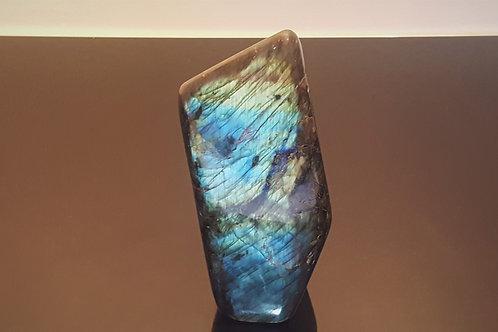 1382 gr. polished Labradorite from Madagascar