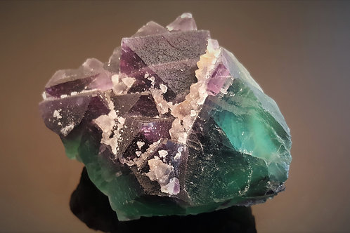 449gr Fluorite from Yiwu, Zhejiang, China