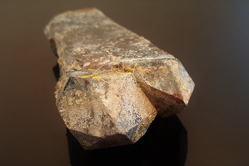 17 cm unique Quartz with Hematite from Malmberget, Norrbotten, Sweden