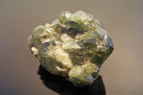 42 mm Diopside from Seiland, Finnmark, Norway