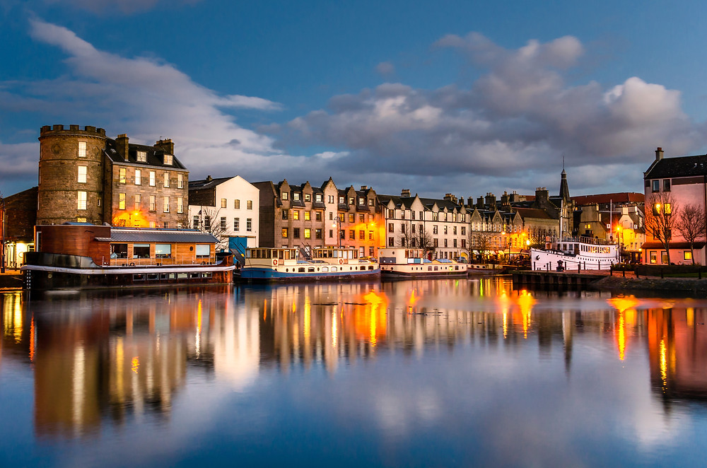 Leith Shoreline Edinburgh Investment Property Hotspot
