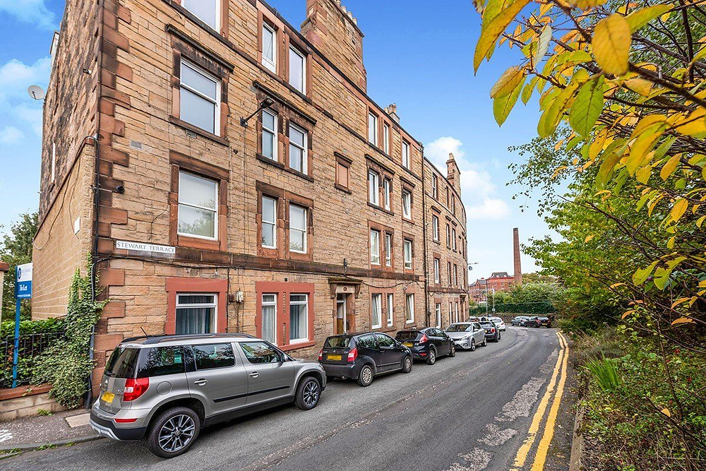 Gorgie Edinburgh Investment Property Hotspot
