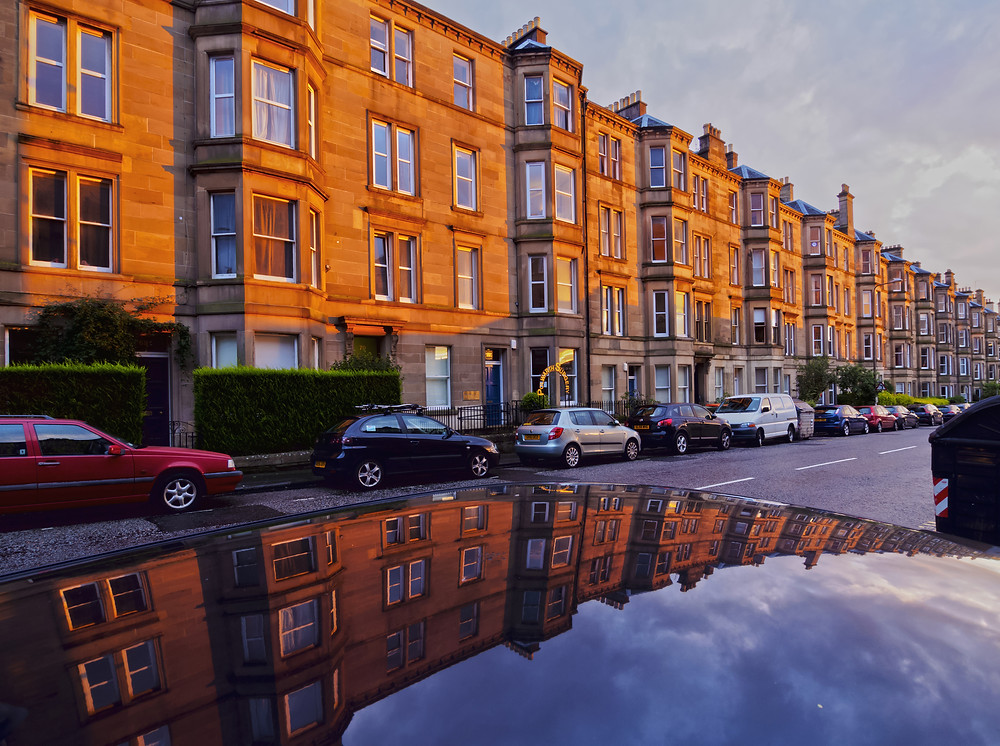 Polwarth Edinburgh Investment Property Hotspot