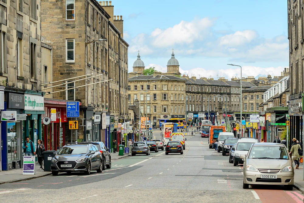 Dalry Edinburgh Investment Property Hotspot