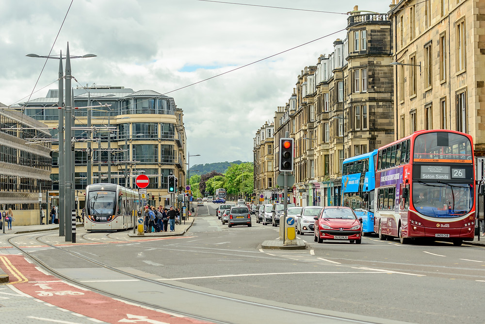 Haymarket Edinburgh Investment Property Hotspot
