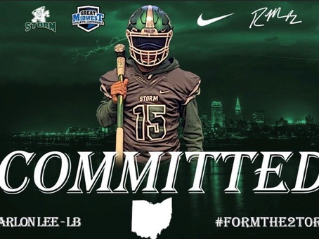 Marlon Lee commits to Lake Erie College!