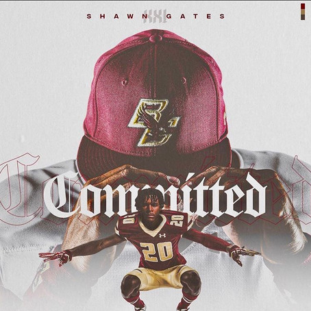 Shawn Gates Commits to Boston College!