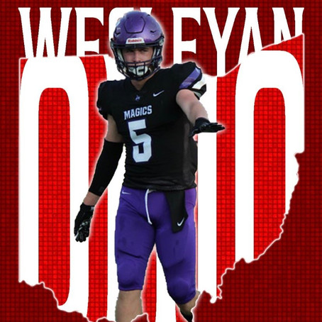 Ryan Watkins commits to Ohio Wesleyan!
