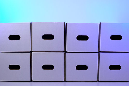 Box4Discs- 8 pack