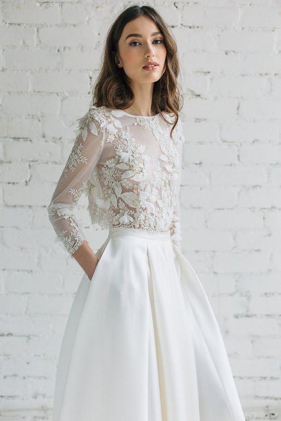 Vestido de Noiva para campo - Mazzi Assessoria