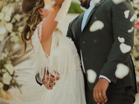 O melhor mês para casamento no Caribe
