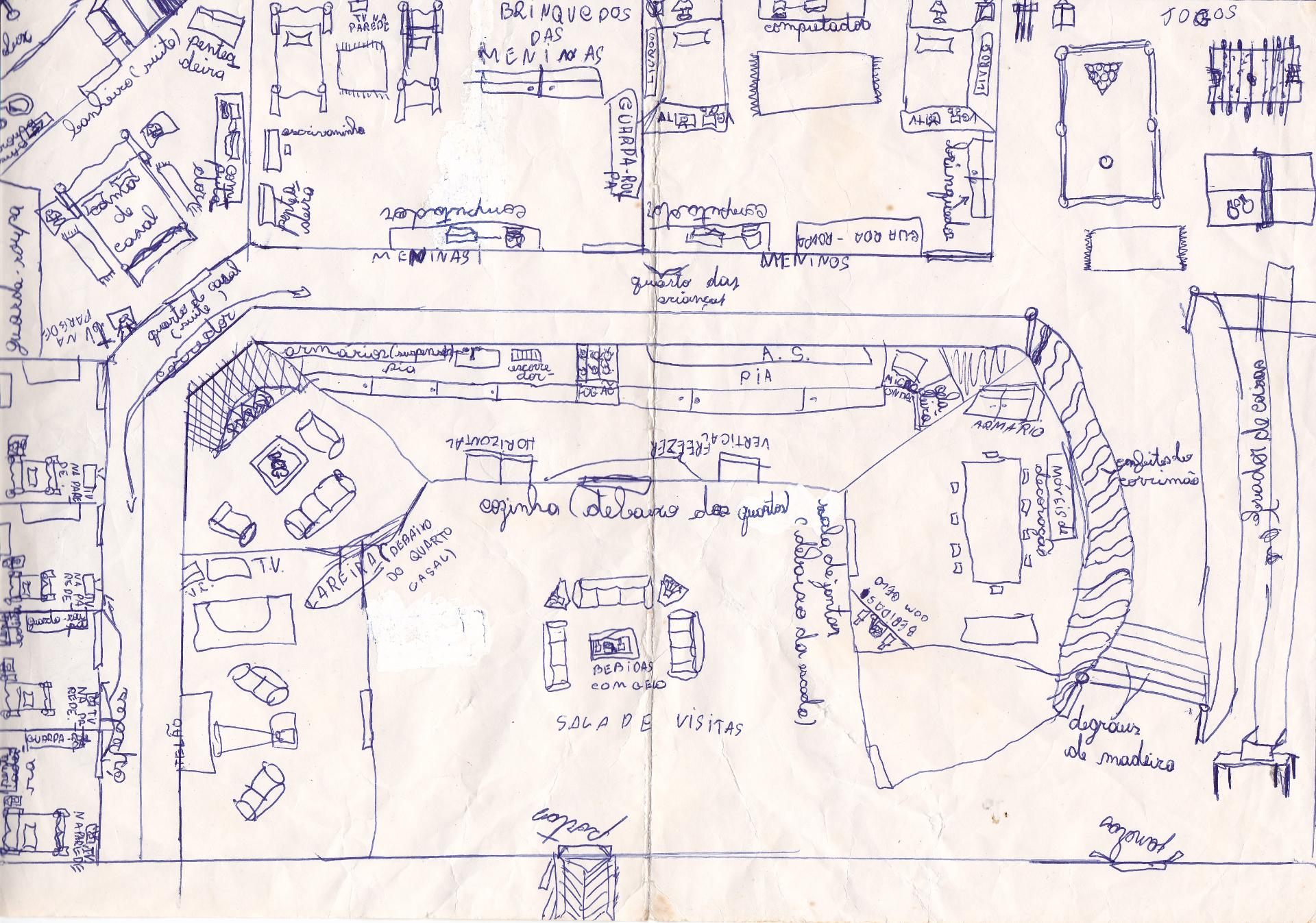 1994 - Meu primeiro projeto