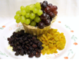 Sultanas, grapes, raisins.png