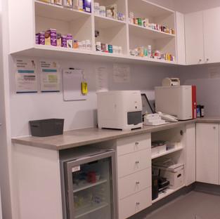 Pharmacy/pathology