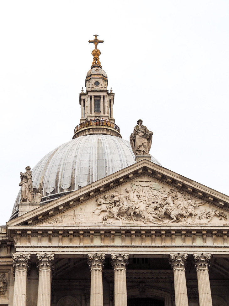 St. Pauls Cathedral - London