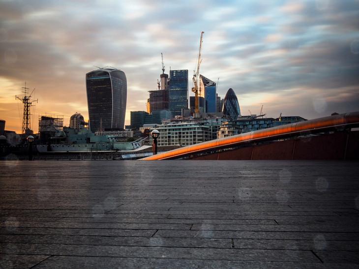 Thames Waterfront - London